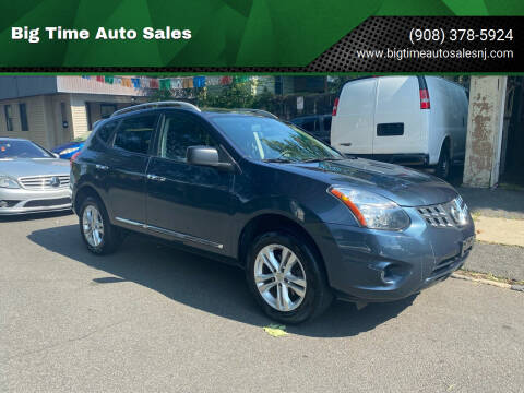 2015 Nissan Rogue Select for sale at Big Time Auto Sales in Vauxhall NJ