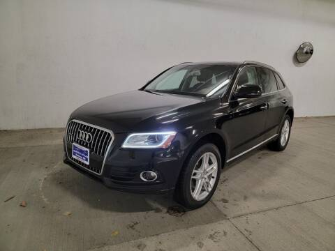 2017 Audi Q5 for sale at Painlessautos.com in Bellevue WA