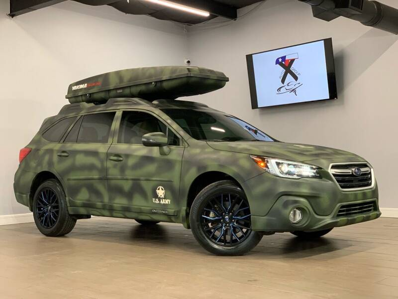 2018 Subaru Outback for sale at TX Auto Group in Houston TX