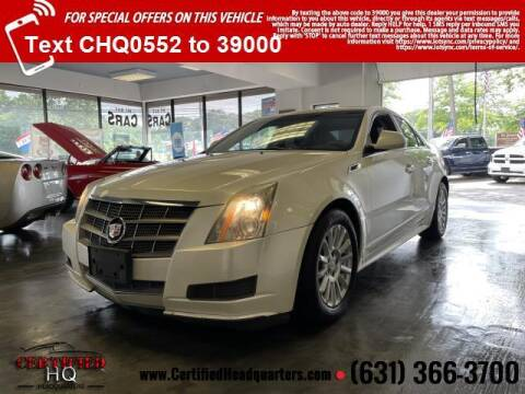 2011 Cadillac CTS for sale at CERTIFIED HEADQUARTERS in St James NY