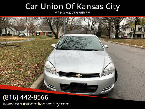 2009 Chevrolet Impala for sale at Car Union Of Kansas City in Kansas City MO