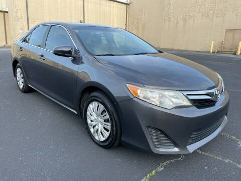 2012 Toyota Camry for sale at Legacy Motor Sales in Norcross GA