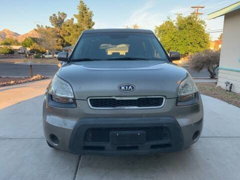2010 Kia Soul for sale at CASH OR PAYMENTS AUTO SALES in Las Vegas NV