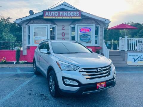 2013 Hyundai Santa Fe Sport for sale at Auto Finders Unlimited LLC in Vineland NJ
