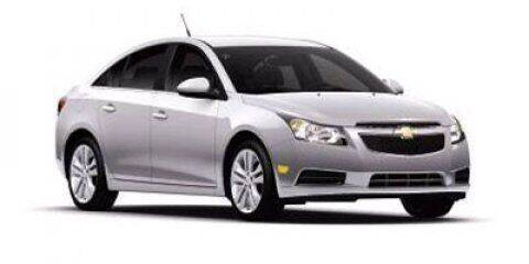2012 Chevrolet Cruze for sale at Stephen Wade Pre-Owned Supercenter in Saint George UT