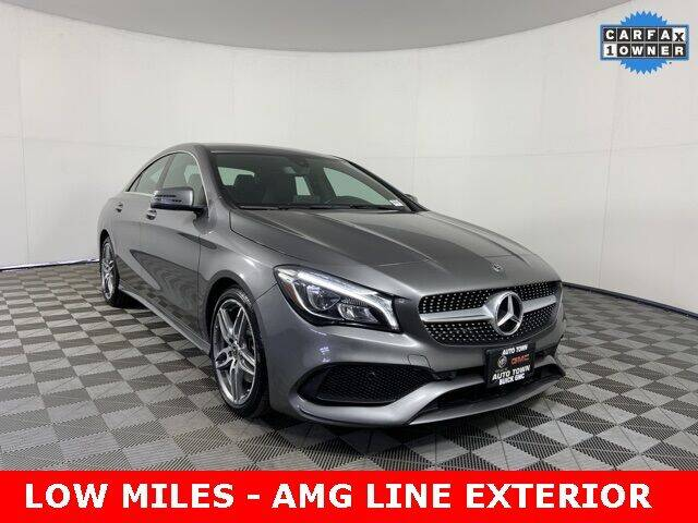 2018 Mercedes-Benz CLA for sale in Milwaukie, OR