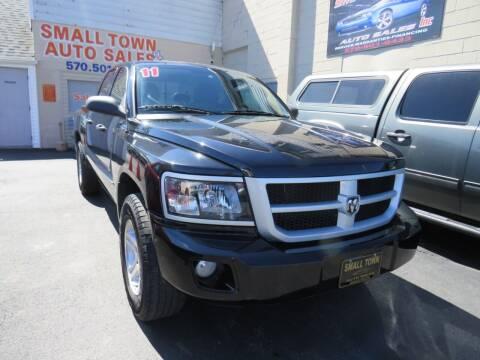 2011 RAM Dakota for sale at Small Town Auto Sales in Hazleton PA