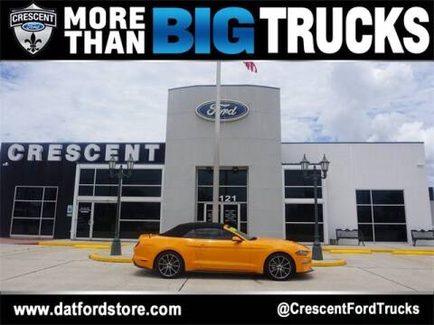 2018 Ford Mustang for sale at Crescent Ford in Harahan LA