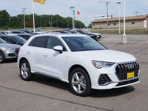 2020 Audi Q3 for sale at Park Place Motor Cars in Rochester MN