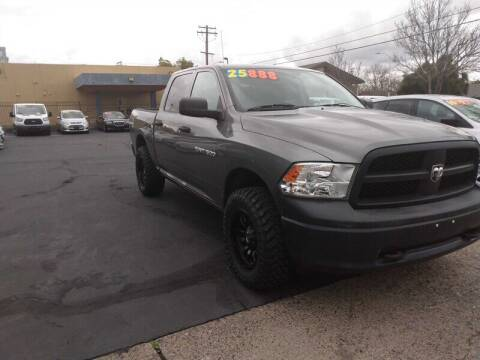 2012 RAM Ram Pickup 1500 for sale at Nor Cal Auto Center in Anderson CA