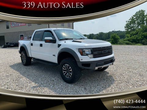 2012 Ford F-150 for sale at 339 Auto Sales in Belpre OH