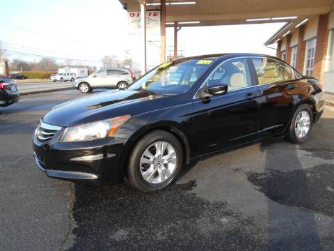 2011 Honda Accord for sale at W&W Dixie Motors Inc in Hickory NC