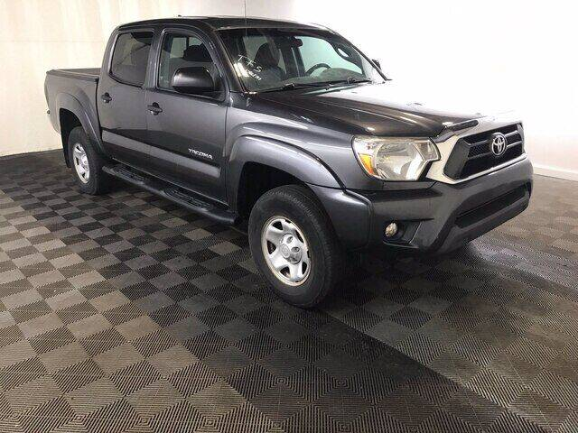 2015 Toyota Tacoma for sale at Hickory Used Car Superstore in Hickory NC