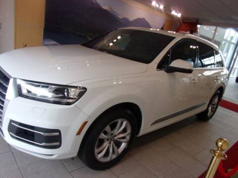 2018 Audi Q7 for sale at Adams Auto Group Inc. in Charlotte NC