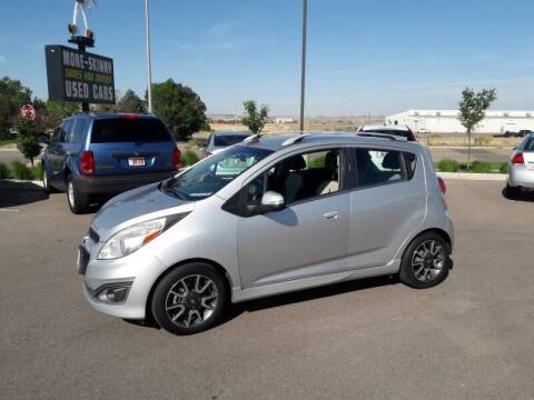 2014 Chevrolet Spark for sale at More-Skinny Used Cars in Pueblo CO