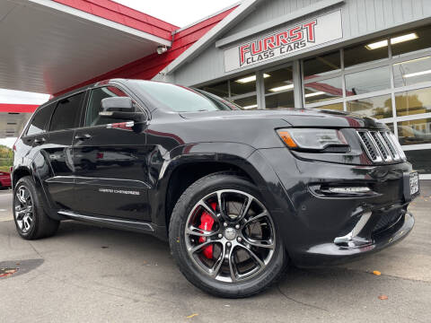 2015 Jeep Grand Cherokee for sale at Furrst Class Cars LLC in Charlotte NC