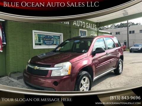 2008 Chevrolet Equinox for sale at Blue Ocean Auto Sales LLC in Tampa FL