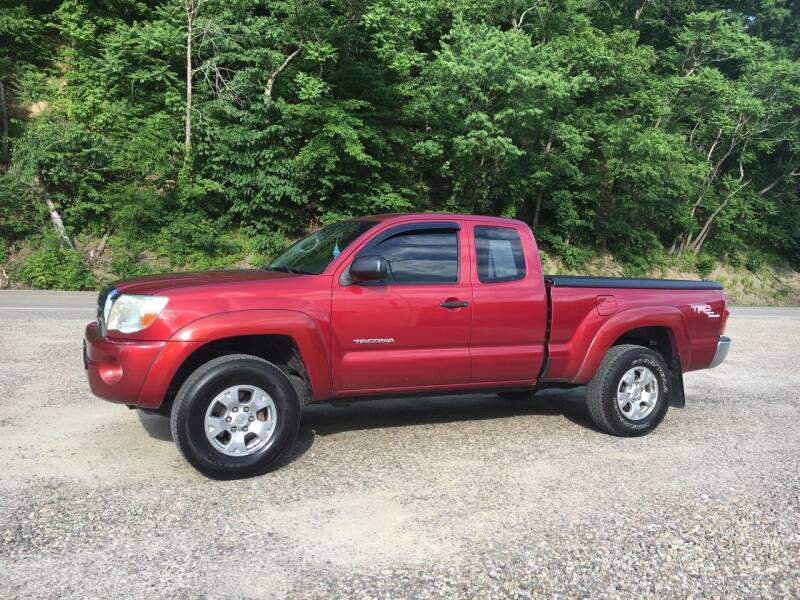 2007 Toyota Tacoma for sale at DONS AUTO CENTER in Caldwell OH