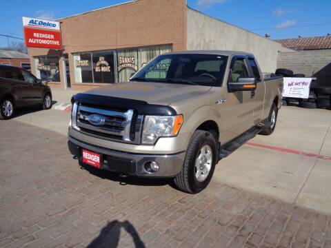 2009 Ford F-150 for sale at Rediger Automotive in Milford NE