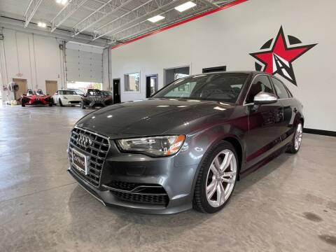 2015 Audi S3 for sale at CarNova - Shelby Township in Shelby Township MI