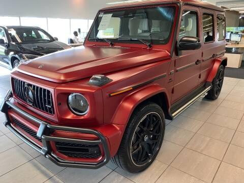 2021 Mercedes-Benz G-Class for sale at E-CarsDirect.Com in Chicago IL