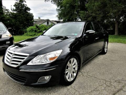 2009 Hyundai Genesis for sale at New Concept Auto Exchange in Glenolden PA