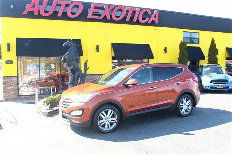 2013 Hyundai Santa Fe Sport for sale at Auto Exotica in Red Bank NJ