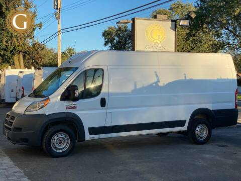 2014 RAM ProMaster Cargo for sale at Gaven Auto Group in Kenvil NJ