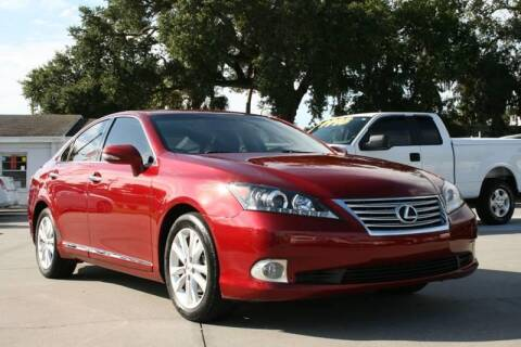 2010 Lexus ES 350 for sale at Mike's Trucks & Cars in Port Orange FL