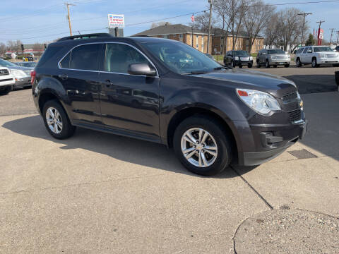 2013 Chevrolet Equinox for sale at TOWER AUTO MART in Minneapolis MN