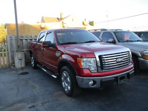 2010 Ford F-150 for sale at SPRINGFIELD AUTO SALES in Springfield WI