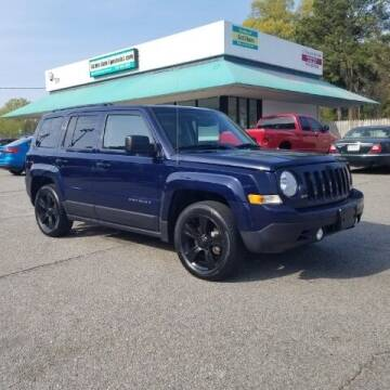 2016 Jeep Patriot for sale at Action Auto Specialist in Norfolk VA