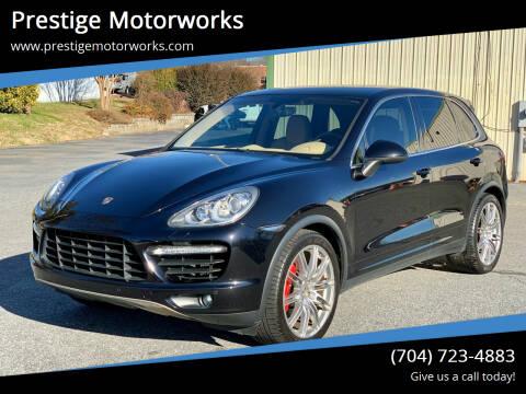 2011 Porsche Cayenne for sale at Prestige Motorworks in Concord NC