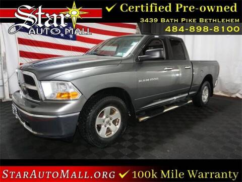 2011 RAM Ram Pickup 1500 for sale at STAR AUTO MALL 512 in Bethlehem PA