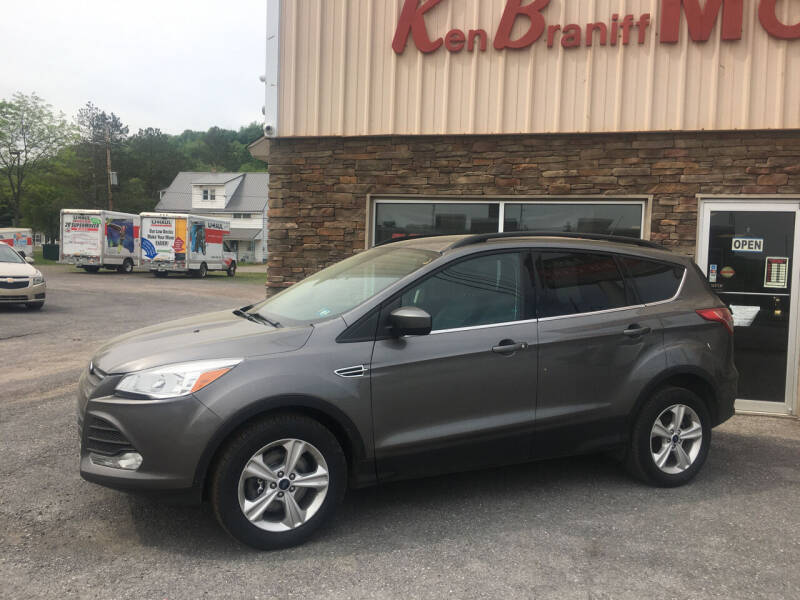 2014 Ford Escape for sale at K B Motors in Clearfield PA