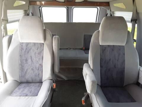 1999 Dodge Ram Van