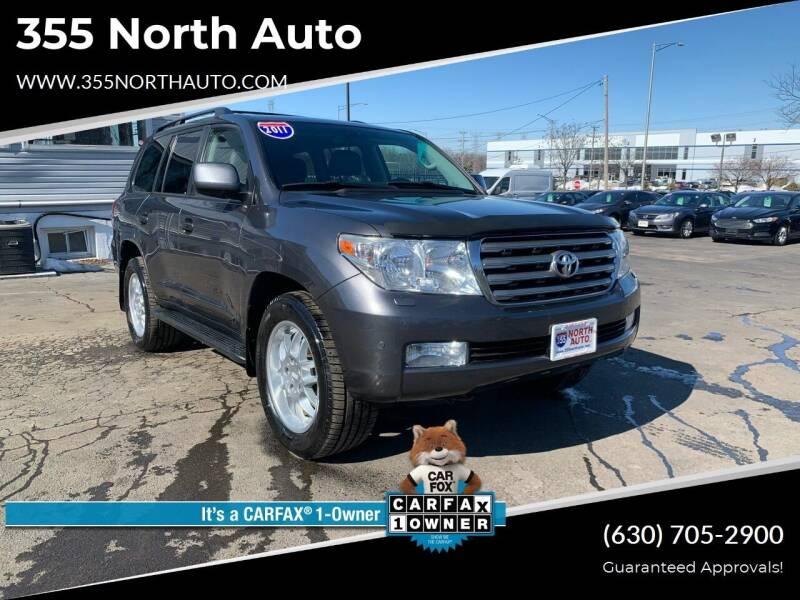 2011 Toyota Land Cruiser for sale at 355 North Auto in Lombard IL