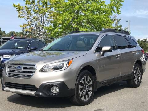 2016 Subaru Outback for sale at GO AUTO BROKERS in Bellevue WA