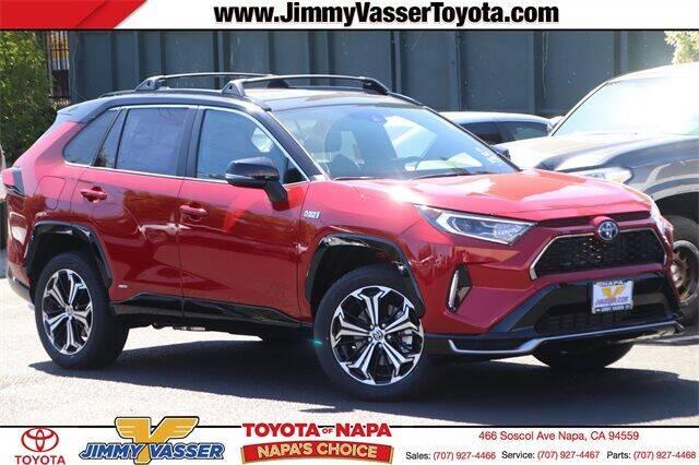 2021 Toyota RAV4 Prime for sale in Napa, CA