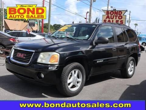 2005 GMC Envoy for sale at Bond Auto Sales in Saint Petersburg FL