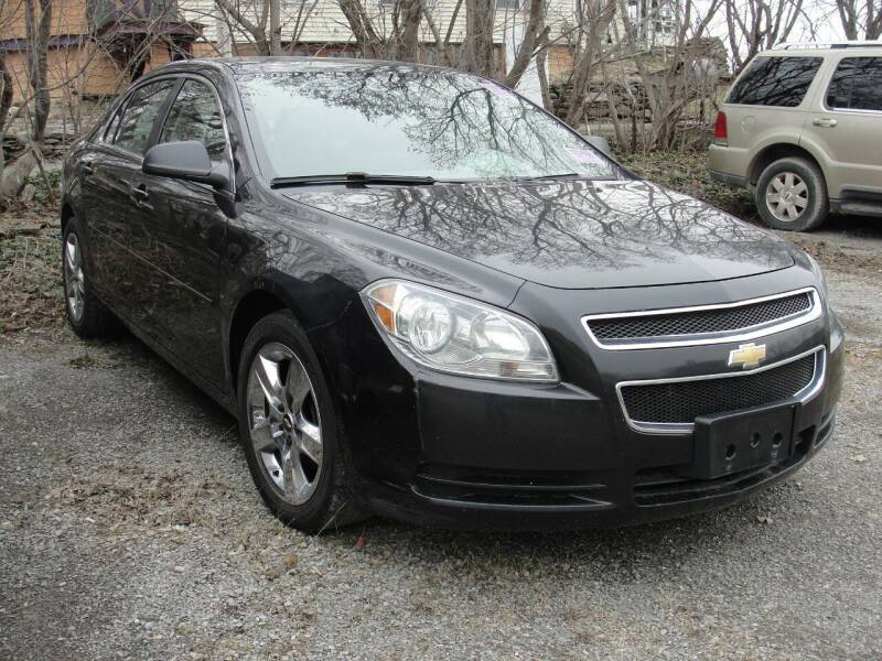 2012 Chevrolet Malibu for sale at Turnpike Auto Sales LLC in East Springfield NY