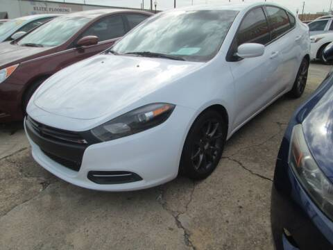 2016 Dodge Dart for sale at Downtown Motors in Macon GA