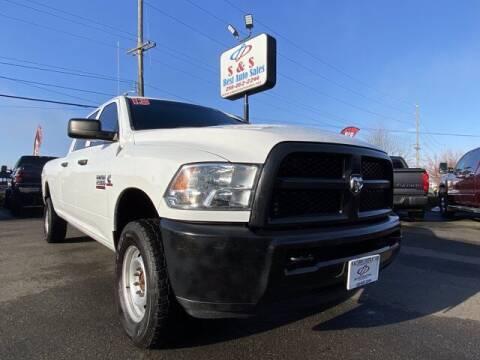 2013 RAM Ram Pickup 2500 for sale at S&S Best Auto Sales LLC in Auburn WA