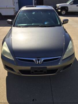 2006 Honda Accord for sale at New Rides in Portsmouth OH