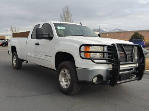 2009 GMC Sierra 2500HD for sale at AUTOMOTIVE SOLUTIONS in Salt Lake City UT