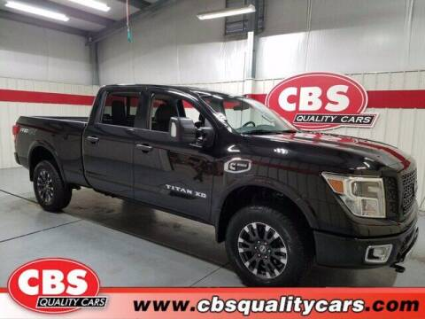 2019 Nissan Titan XD for sale at CBS Quality Cars in Durham NC