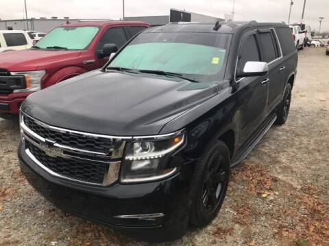 2015 Chevrolet Suburban for sale at BILLY HOWELL FORD LINCOLN in Cumming GA