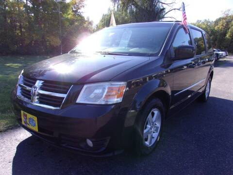 2010 Dodge Grand Caravan for sale at American Auto Sales in Forest Lake MN