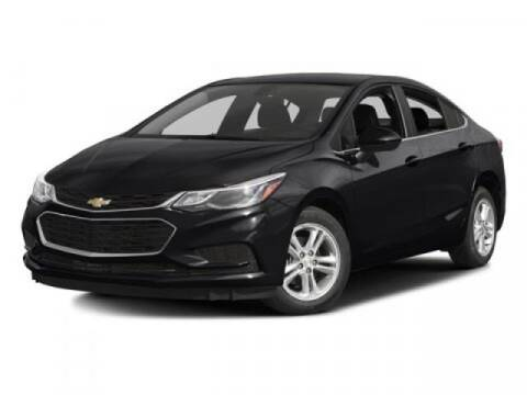 2017 Chevrolet Cruze for sale at JEFF HAAS MAZDA in Houston TX