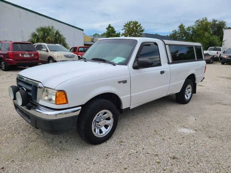 2004 Ford Ranger for sale at CAR-RIGHT AUTO SALES INC in Naples FL